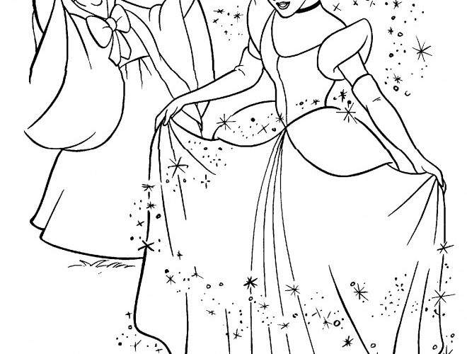 Magnifique Dessin A Colorier Princesse Cendrillon 29 Pour Coloriage Inspiration for Dessin A Colorier Princesse Cendrillon