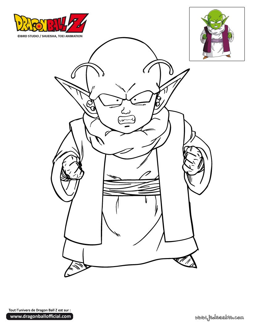 Meilleur Coloriage Dragon Ball Z 70 Pour votre Coloriage Inspiration with Coloriage Dragon Ball Z