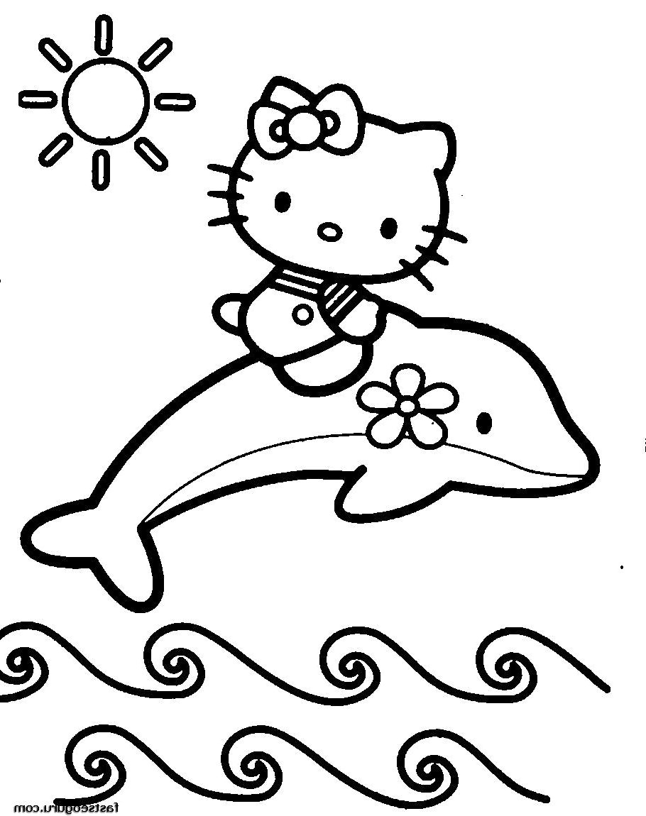 Meilleur Coloriage Hello Ketty 41 Dans Coloriage Pages by Coloriage Hello Ketty