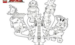 Meilleur Ninjago Coloriage Serpent 37 Pour Coloriage Pages with Ninjago Coloriage Serpent