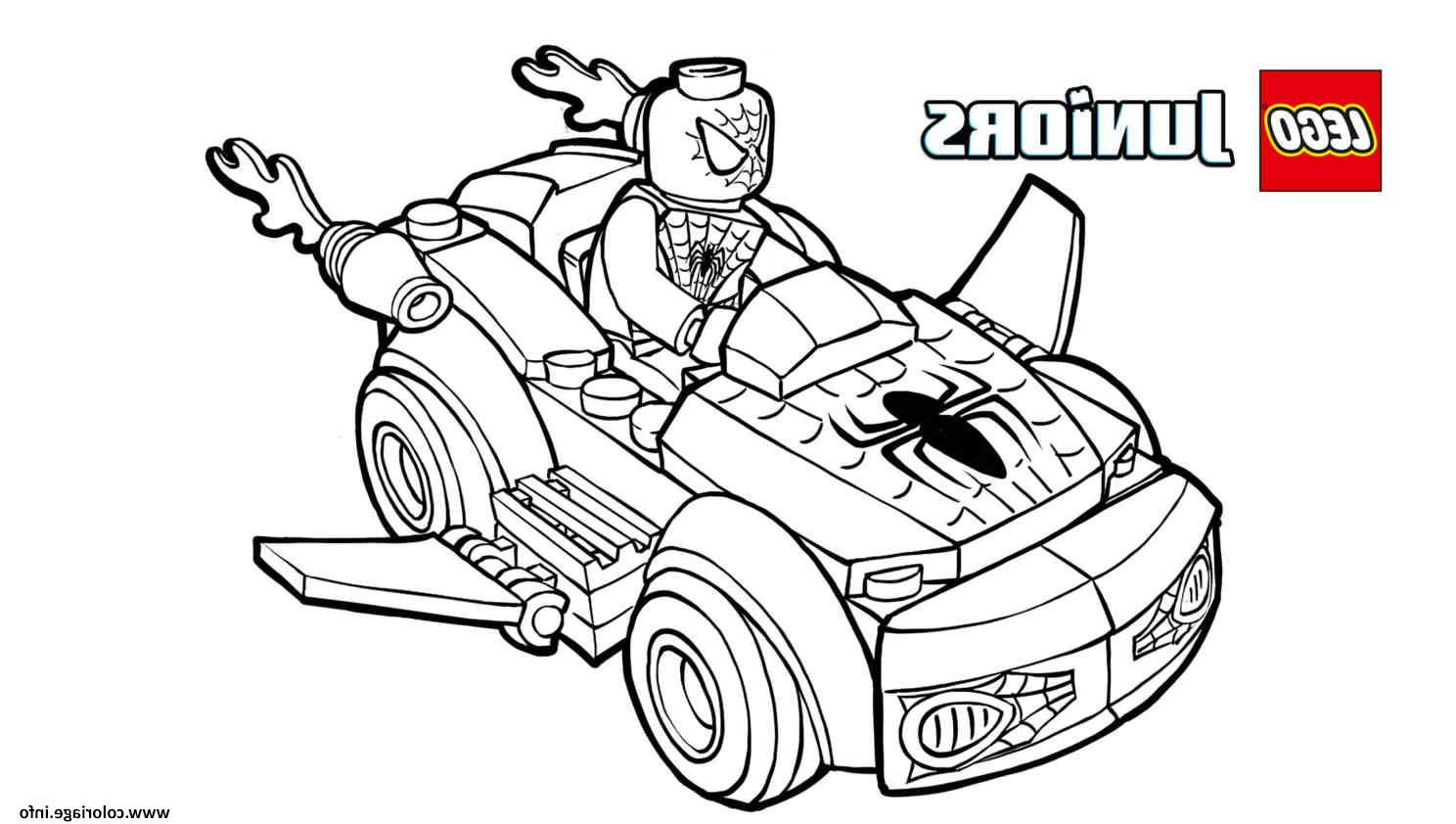 Mignonne Coloriage Lego Spiderman 15 sur Coloriage Books for Coloriage Lego Spiderman