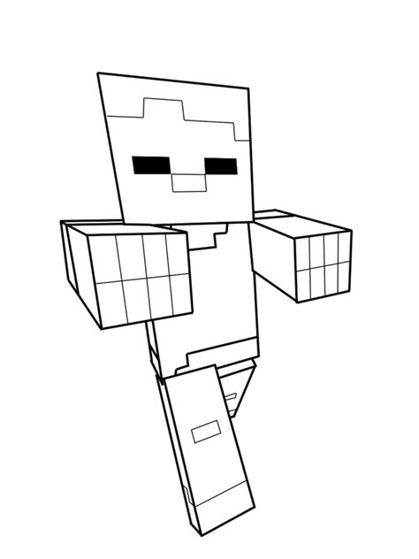 Mignonne Coloriage Minecraft 71 Dans Coloriage idée with Coloriage Minecraft