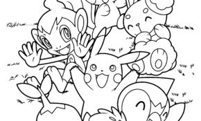 Mignonne Coloriage Pokemon 53 Pour votre Coloriage Books with Coloriage Pokemon