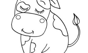 Mignonne Vache Coloriage 82 Pour Coloriage Pages for Vache Coloriage
